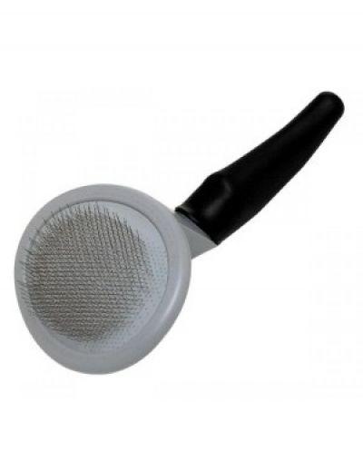 美国Gripsoft 软针钉耙梳 中号 Gripsoft Slicker Brush Soft Pin Regular