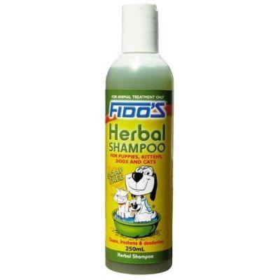 芬朵草本香波250毫升 Fido's Herbal Shampoo 250ml