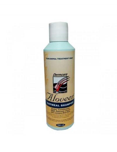 澳洲 dermcare 芦荟护毛素 250ml Dermcare Aloveen Shampoo 250ml