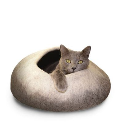 Dharma Dog Karma Cat Natural Ombre Cat Cave