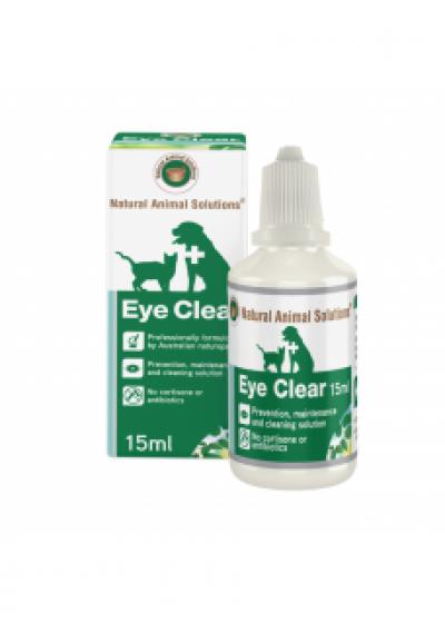 澳洲 NAS 宠物洗眼液  15ml  Eye Clear 15Ml (Nat. Animal Solutions)