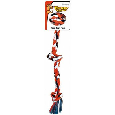 Flossy Chews 3 Knot Tugs Med 51Cm