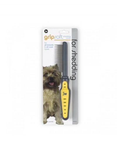 美国 Gripsoft 开结宠物梳 Gripsoft Comb Shedding