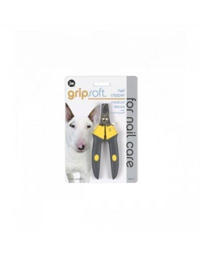 美国Gripsoft豪华指甲钳 中号 Gripsoft Deluxe Nail Clipper Medium