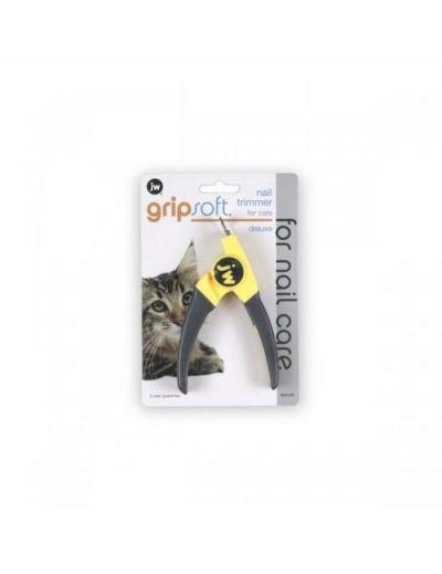 美国 Gripsoft猫用豪华趾甲剪 Gripsoft Deluxe Nail Trimmer for Cats
