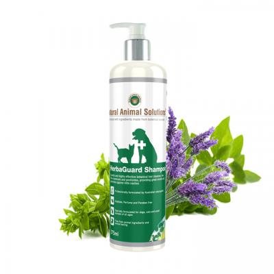 NAS HerbaGuard Shampoo 375ml