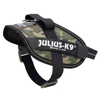 Julius-K9 IDC-Powerharness For Dogs Size: Mini-Mini, Camouflage