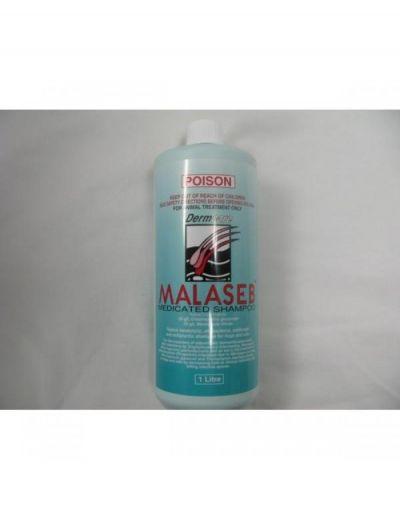 麻辣洗 得肤克  Dermcare Malaseb Medicated Shampoo 1 Litre
