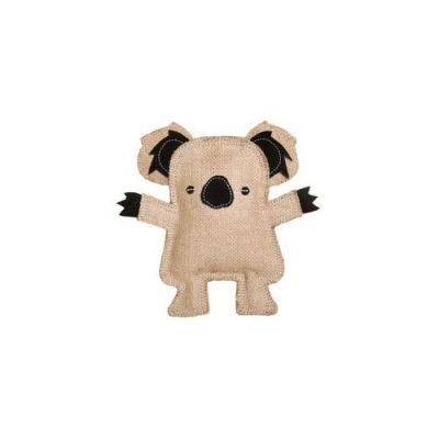 Outback Tails Jute Chew Animal Toy, Steve the Suede CrocodileOutback Tails Jute Chew Animal Toy, Kevin the Koala