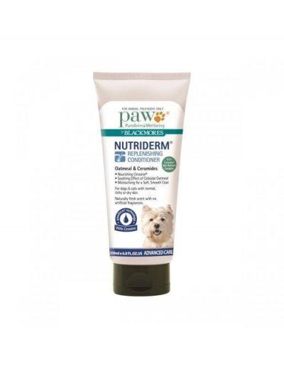澳佳宝 营养皮肤 宠物护毛素  Paw Nutriderm Conditioner 200Ml