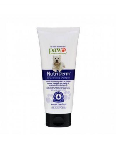 澳佳宝 营养皮肤 宠物香波 200毫升装 Paw Nutriderm Shampoo 200Ml