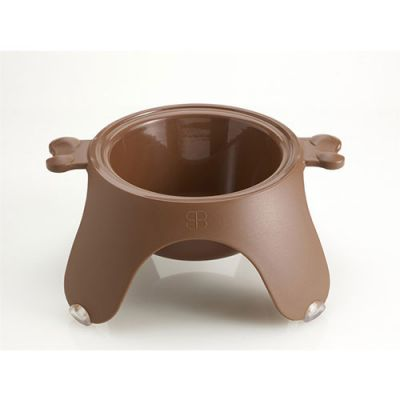 PetEgo Yoga Bowl, Large - Brown