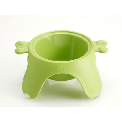 PetEgo Yoga Bowl, Large - Green