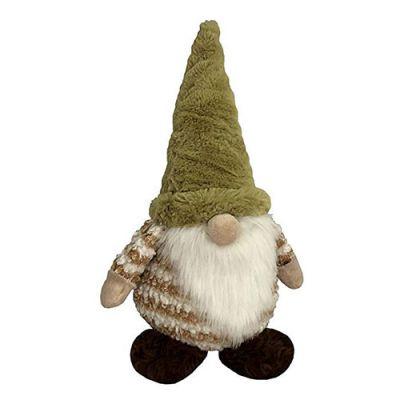 Petlou Plush Colossals Gnome Dog Toy, 13