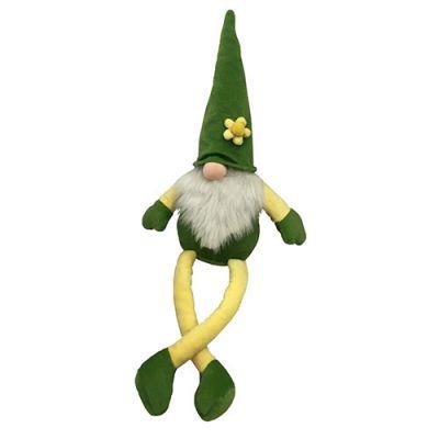 Petlou Plush Long Leg Colossals Gnome Dog Toy 20