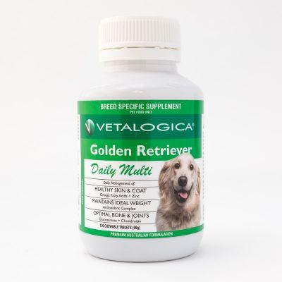 澳洲维塔洛金毛专用维生素片 Vetalogica Golden Retriever Multi