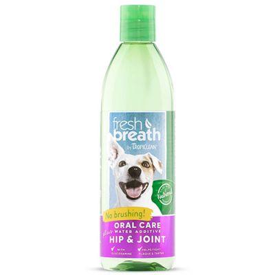 多美洁洁齿水关节配方 Tropiclean Fresh Breath Oral Care Water Additive Plus Hip & Joint