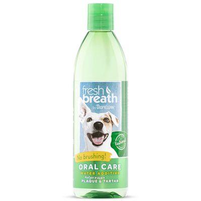 多美洁漱口水 Tropiclean Freash Breath Oral Care Water Additive 16Oz