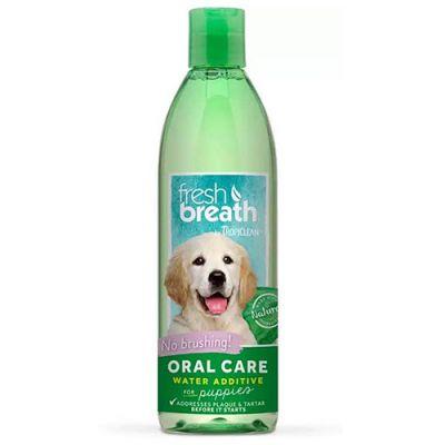 多美洁幼犬漱口水 Tropiclean Fresh Breath Puppy Oral Care Water Additive