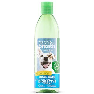 多美洁洁齿水消化配方 Tropiclean Fresh Breath Oral Care Water Additive Plus Digestive Support