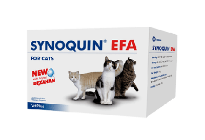 VetPlus Synoquin EFA Capsules For Cat Pack Of 90